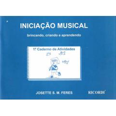 MÉTODO INICIAÇÃO MUSICAL RICORDI