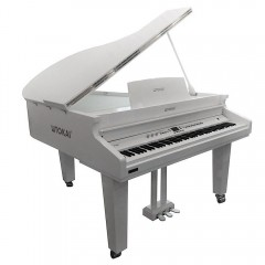 PIANO DIGITAL 1/2 CAUDA TP-350  BRANCO