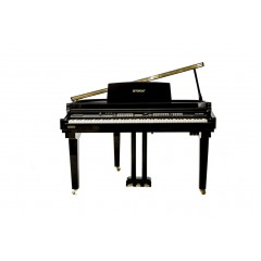 PIANO DIGITAL 1/4 CAUDA TP-88C PRETO